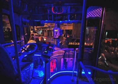 Colectivos tuneados: Un viaje con estilo por la Ciudad