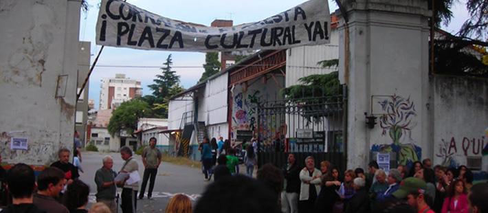 Avanza la Plaza cultural en el Corralón de Floresta