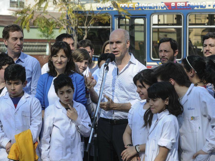 Desde noviembre habrá Boleto Estudiantil gratuito en la Ciudad