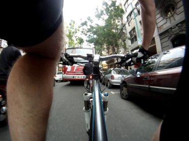 Los ciclistas que circulen por fuera de la bicisenda deberán llevar DNI