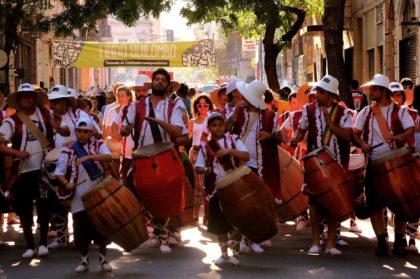 1000 tambores hacen un Lindo Quilombo