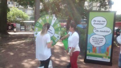 Repartirán Ecobolsas en Plaza Monte Castro