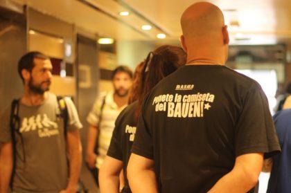 Los trabajadores del Bauen anunciaron nuevas medidas para frenar el desalojo