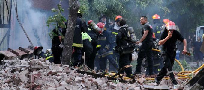 Proponen crear una Base de Datos de Información contra Incendios de la Ciudad de Buenos Aires