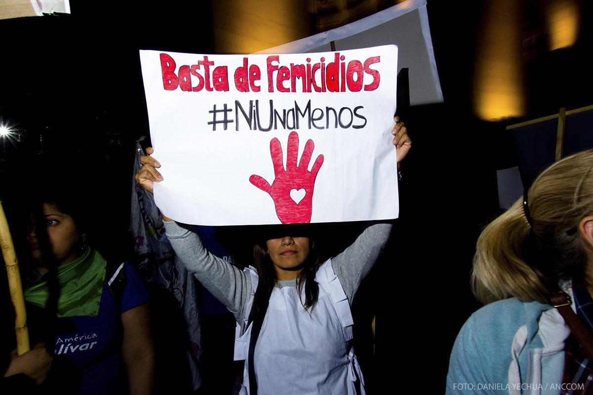 Luego del #Niunamenos, buscan que la Ciudad apruebe una ley de atención a víctimas de violencia de género