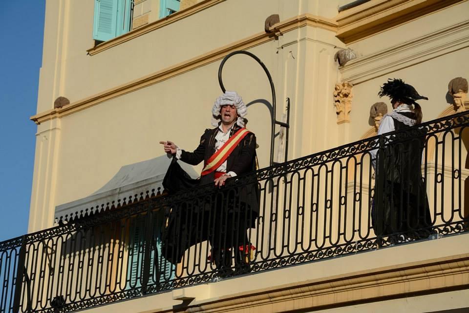 El 25 de mayo se festeja en Parque Avellaneda