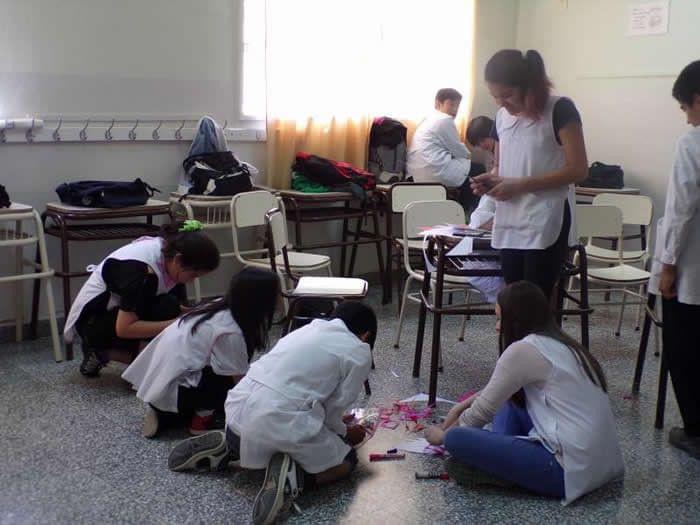 Una ley contra la violencia de género en las escuelas de la Ciudad