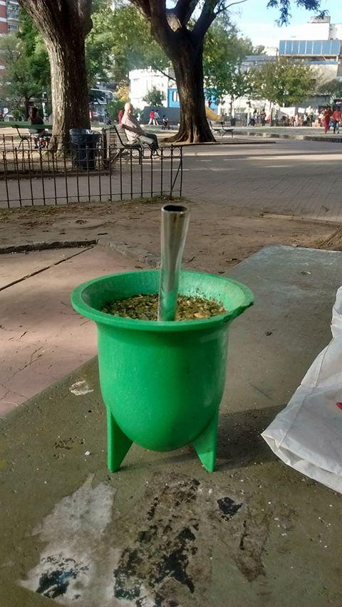 Encuentro para mejorar la plaza Velez Sarsfield