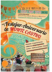Monte Castro, de festejo