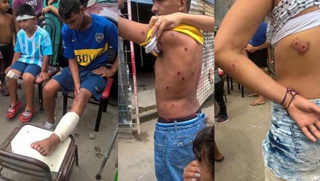 Piden la citación del Ministro de Seguridad porteño tras la balacera de Gendarmería a la Murga del Bajo Flores