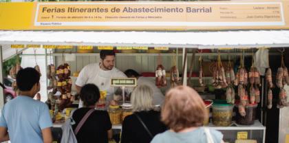 Desde este miércoles la Plaza Terán será sede de la Feria Itinerante de Abastecimiento Barrial