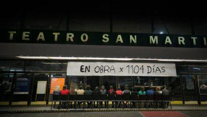 Aseguran que en mayo reabre el San Martín