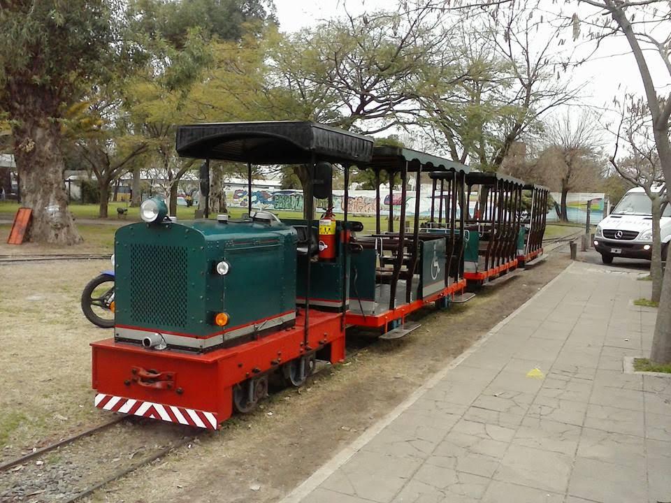 Preocupación por el trencito de Parque Avellaneda