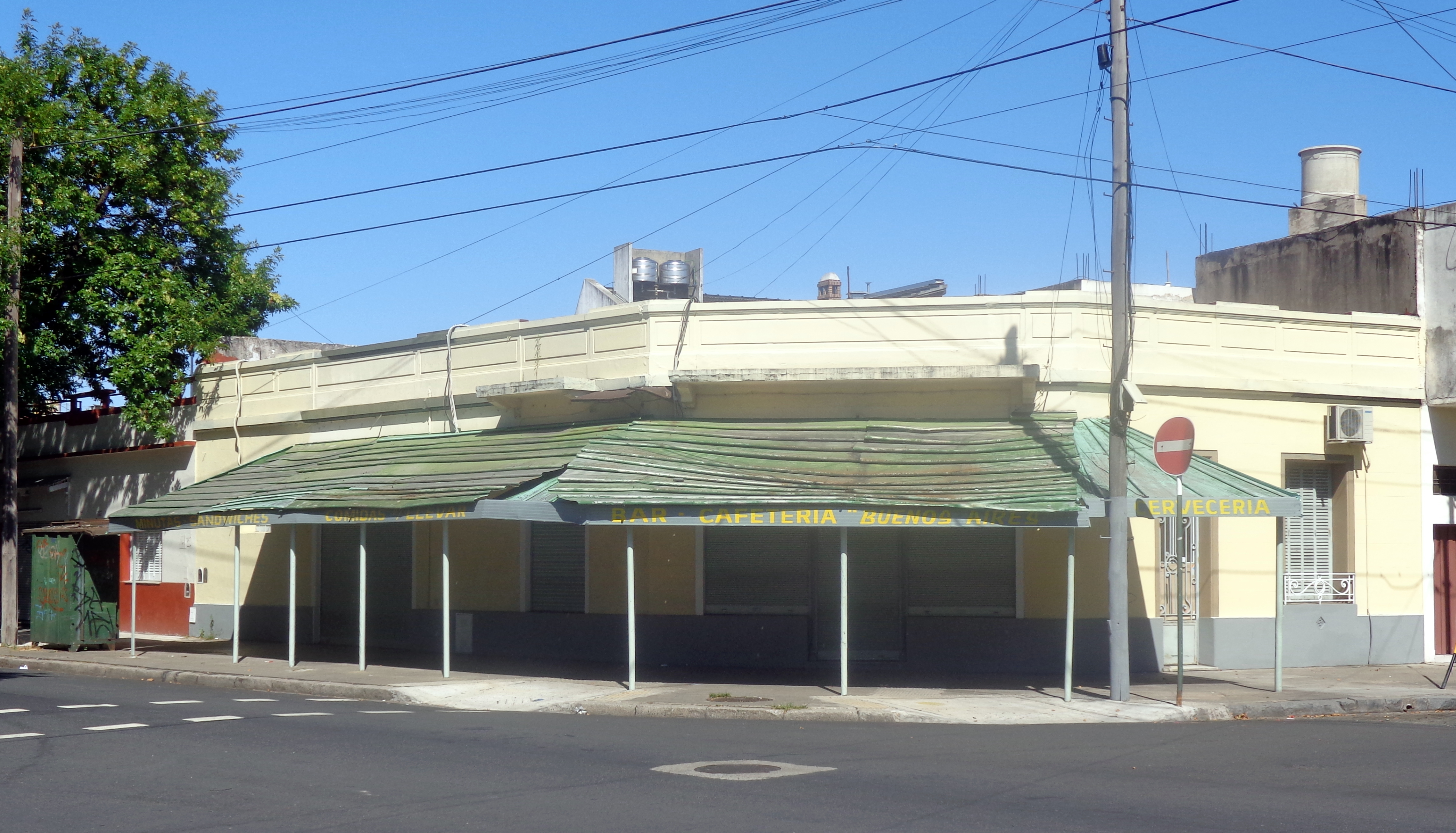 El Bar Buenos Aires camino a ser declarado de interés cultural