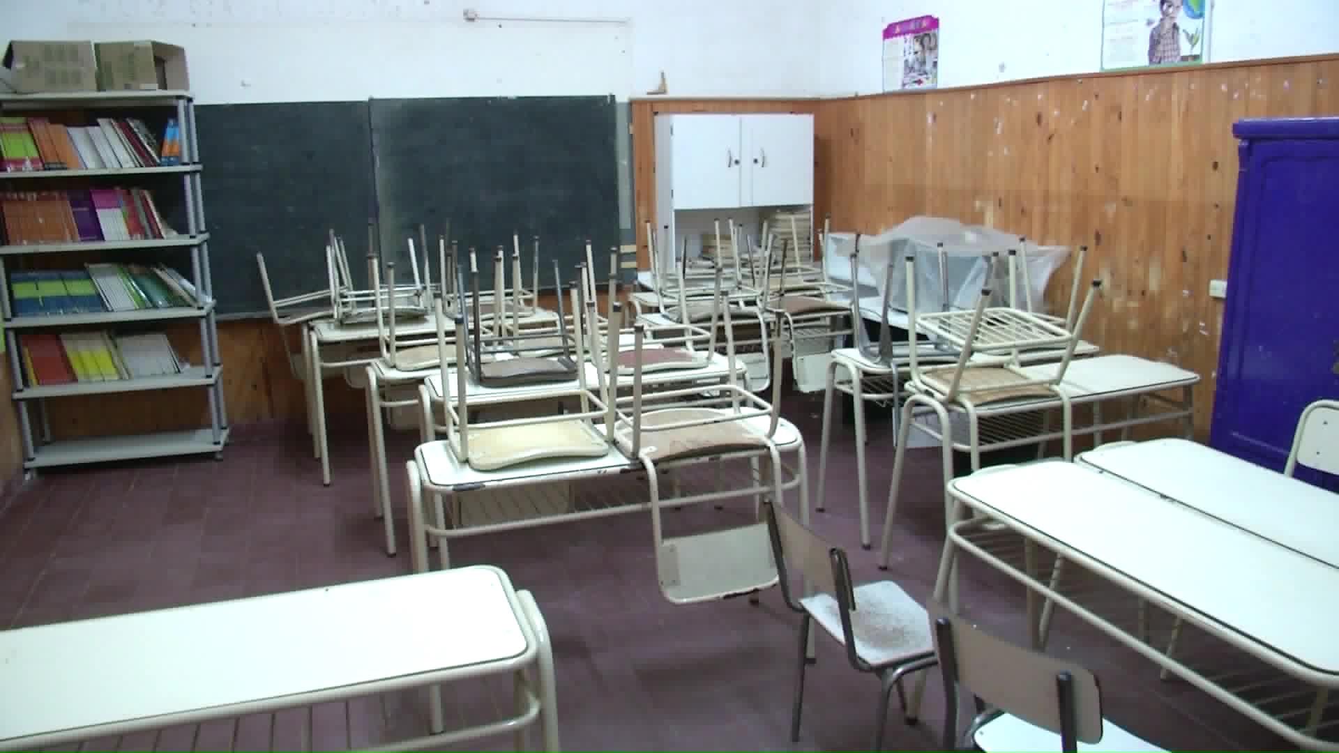 El gobierno elude hablar de paritarias y peligra el inicio de clases en la Ciudad
