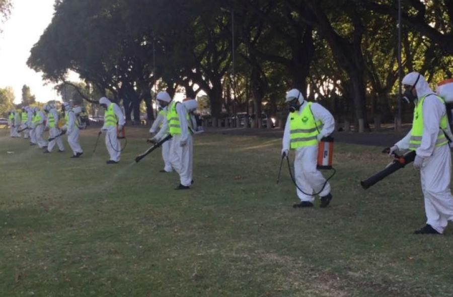 Dengue: intensa campaña en la Comuna para evitar su propagación
