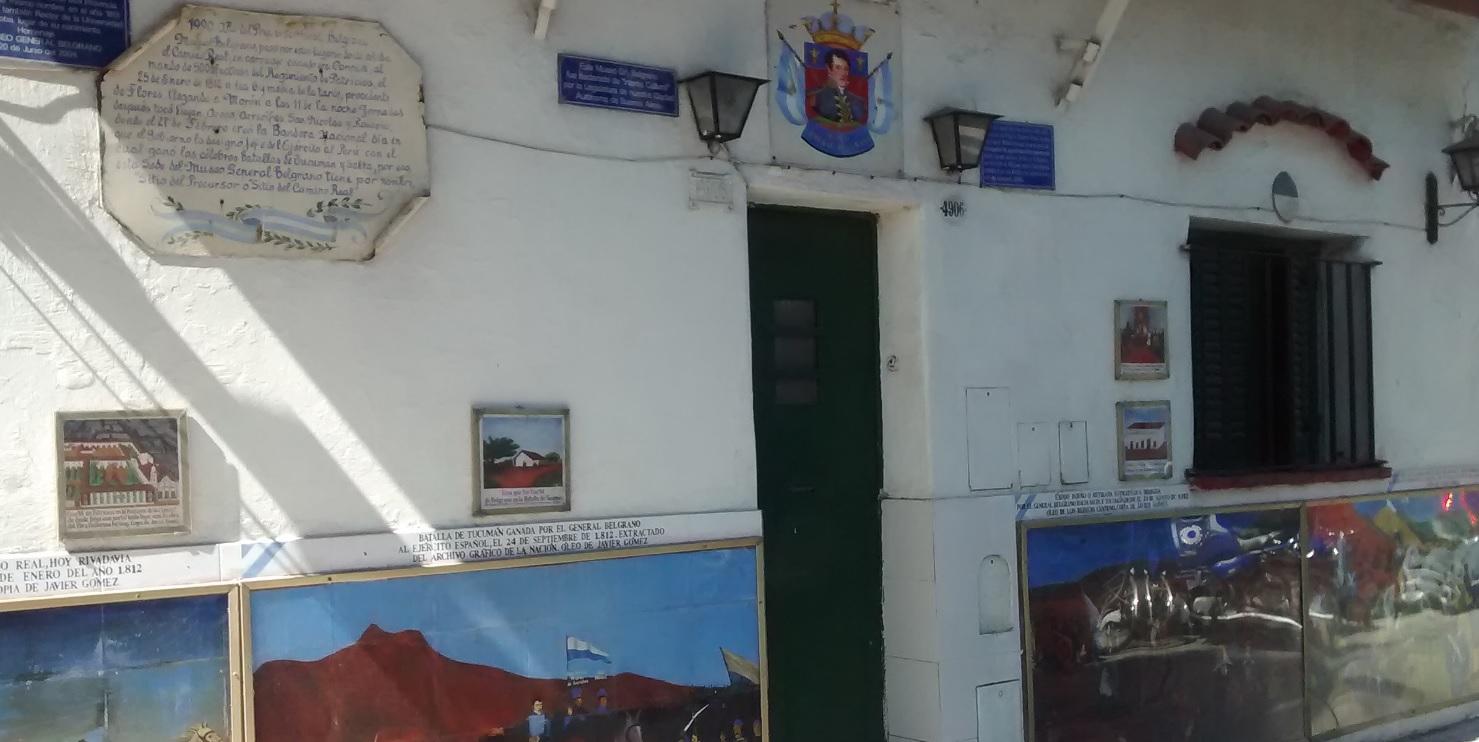 El Museo Manuel Belgrano, una joya de nuestra Comuna