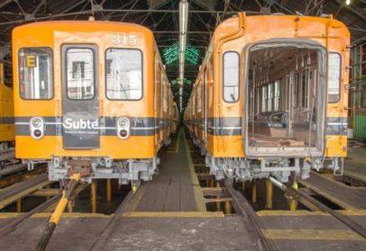 Polémica por los nuevos vagones de la línea C