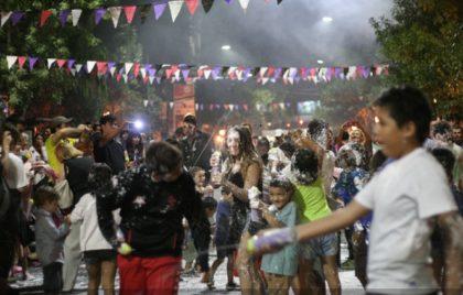 """""""Buscamos festejar el carnaval bajo la consigna de que la alegría es también lucha"""""""