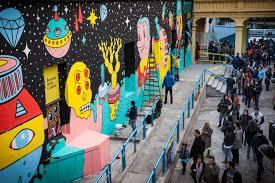 Ciudad Emergente 2015: Una bocanada de arte fresco