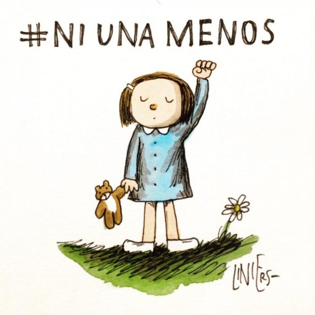 Apurados por el #NiUnaMenos, los legisladores debatirán una ley contra violencia de género