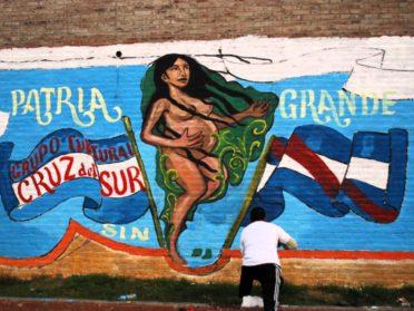 Encuentro de Muraleros en La Boca: Una semana donde las paredes hablan y hacen pensar