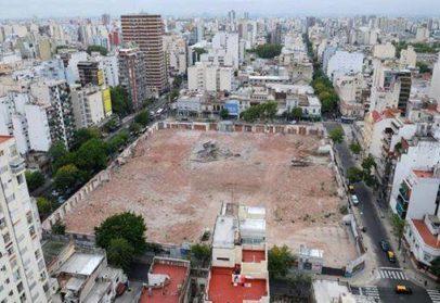 Balvanera deberá esperar una semana más para la nueva Plaza