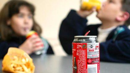 Presentan una Ley para prevenir la obesidad infantil