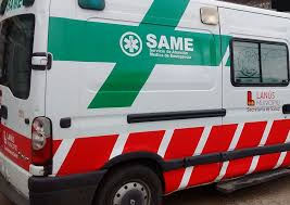 Preocupación por el estado de las ambulancias del SAME