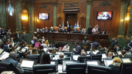 La Legislatura aprobó por unanimidad la Ley de inquilinos