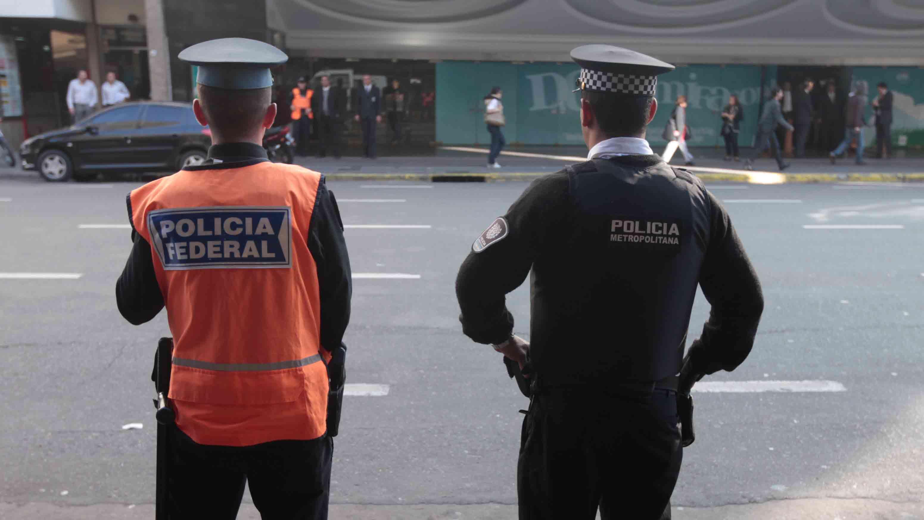 Se aprobó el traspaso de la Federal y habrá un policía cada 142 porteños