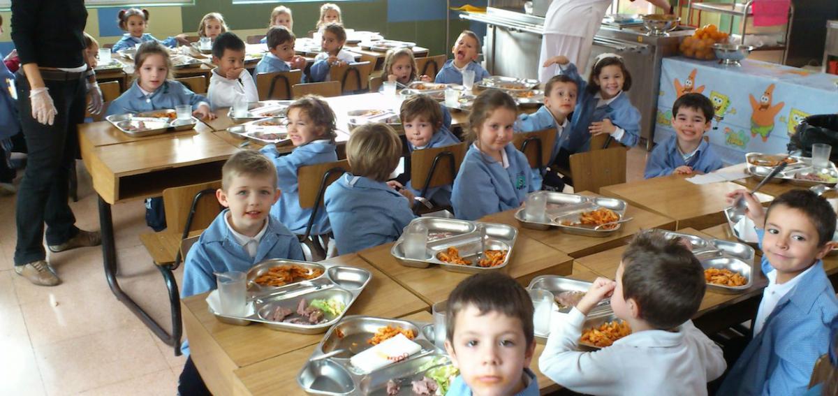Denuncian el pésimo servicio de comedor escolar en la Escuela ...