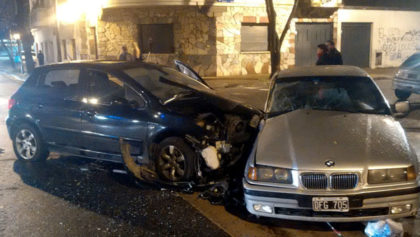 Tras la mejora en la calzada, aumentaron los accidentes de tránsito en Villa Luro