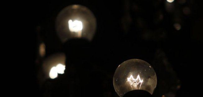 Ante la falta de luz, a la Legislatura se le prendió la lamparita