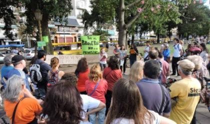 Frenan la instalación de nuevos bares en Parque Chacabuco