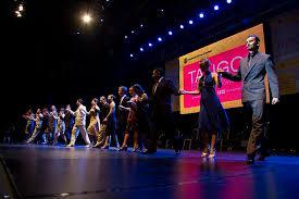 Arrancó el Festival de Tango y por primera vez el Gran Rivadavia es sede