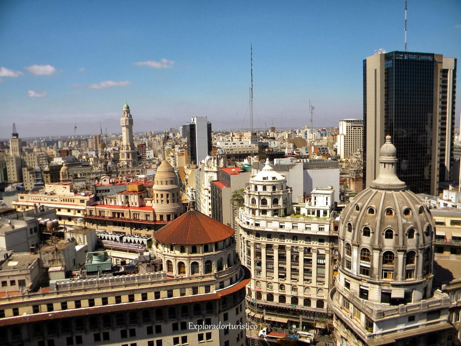 Buenos Aires, desde las alturas