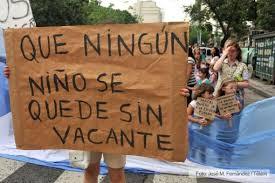 """Inscripciones online: """"Van a quedar sin vacante más de 10 mil chicos"""""""