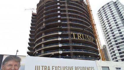 Piden que el Ejecutivo informe sobre la posible instalación de una Trump Tower