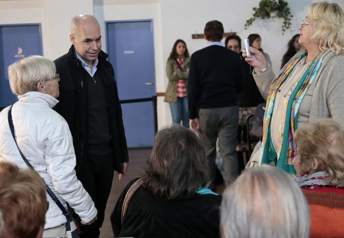 La Campaña antigripal 2016 arrancó en Villa Luro