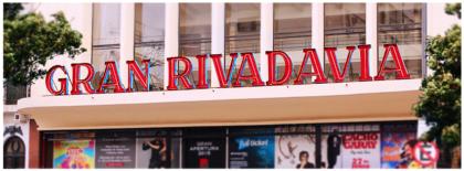 El Teatro Gran Rivadavia se suma a la Semana del cine argentino