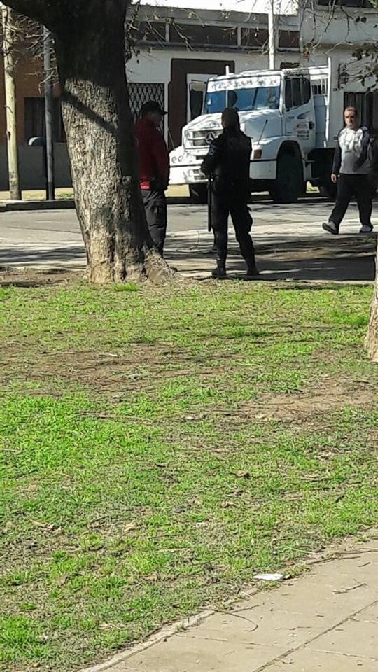 Denuncian el envío de policías antidisturbios a Villa Real