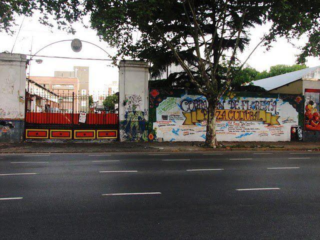 La Plaza Corralón de Floresta comenzaría a hacerse realidad en diciembre