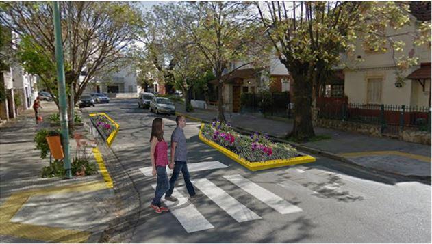 Mientras los vecinos buscan frenar la Zona Calma con un amparo, el gobierno la publicita como un hecho consumado