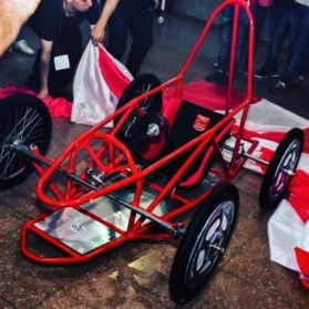 La Técnica 35 pide pista: con auto propio, este fin de semana correrá en el Autódromo