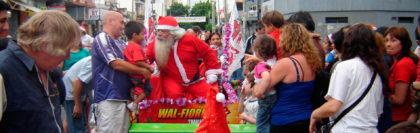 Arrancan los festejos navideños en la Comuna