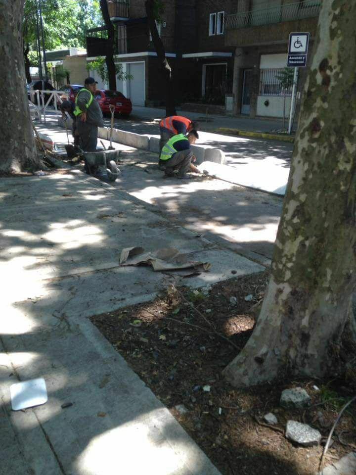 El rechazo de los vecinos logró frenar la Ciclovía de Víctor Hugo