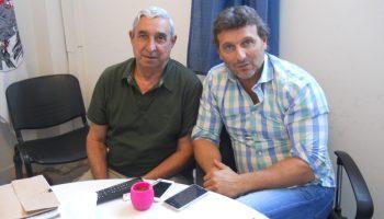 """Ubaldo Cacho Mascali: """"En nuestra comuna la prioridad es la Salud"""""""