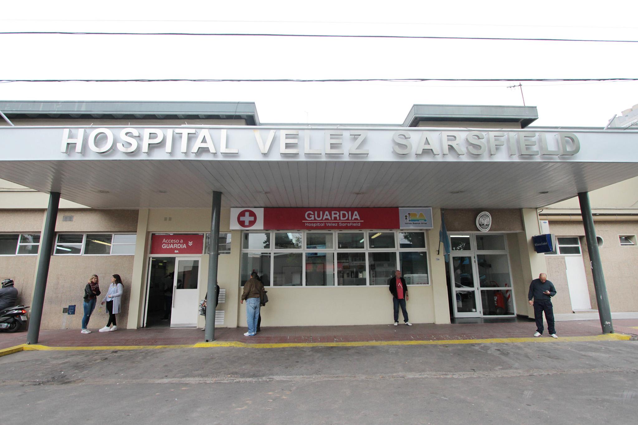 """Cacho Mascali: """"El Vélez es un hospital al que le faltan un montón de cosas"""""""
