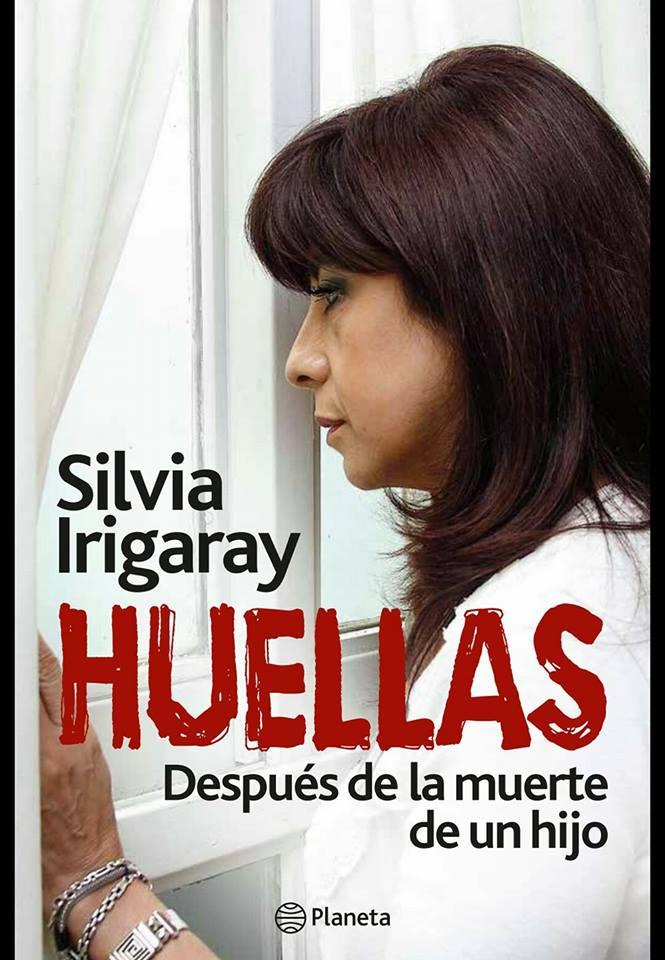 """Declaran de interés cultural, social y educativo el libro """"Huellas"""", escrito por Silvia Irigaray"""
